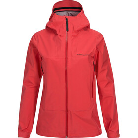 Peak Pertilmance W's Northern Jacket Pink Flow